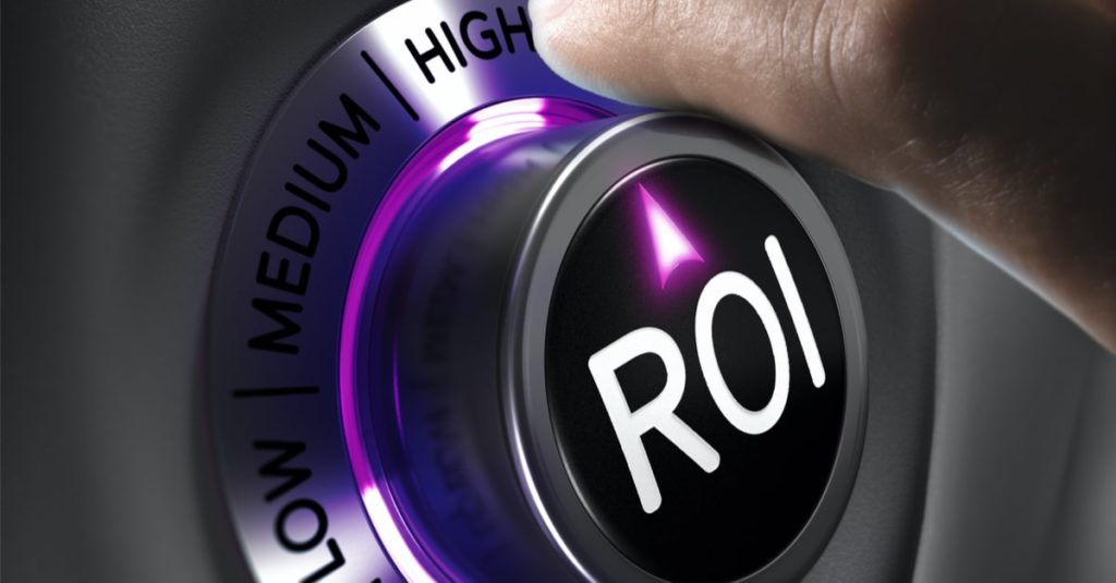 Pricing strategy to increase ROI