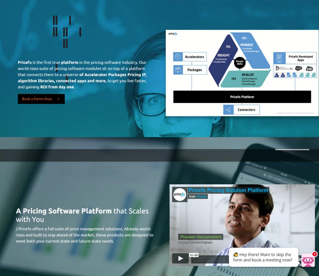 PRicefx pricing optimization software